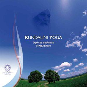 Cómo es una clase de Kundalini Yoga - Imagen del folleto de AEKY
