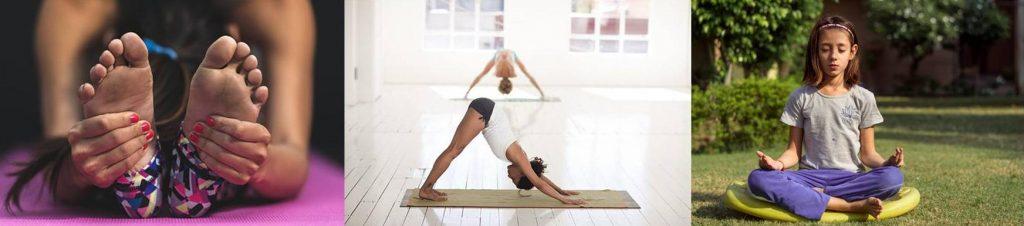 clases de yoga en coslada adultos jóvenes niños