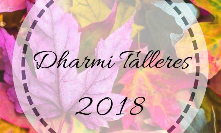 dharmi talleres 2018-2019 imagen