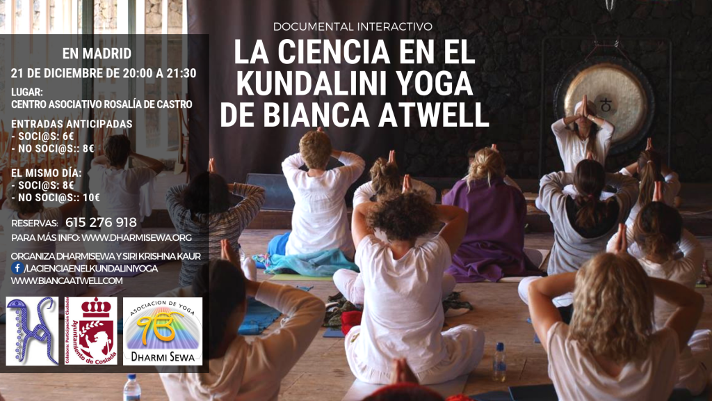 Documental La Ciencia en el Kundalini Yoga